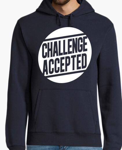 Jersey desafío aceptado (blanco)