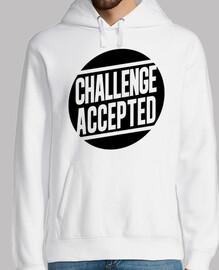 desafío aceptado (negro)