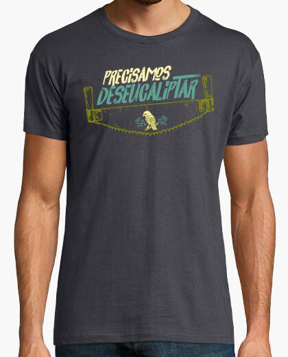 Camiseta Deseucaliptar