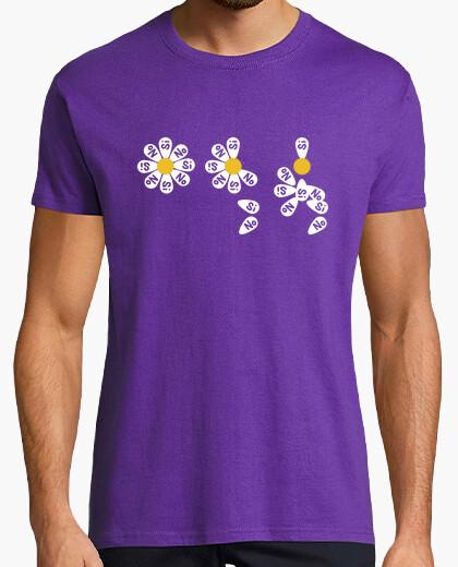 Camiseta DESHOJADA