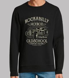 design hot rod vintage bill rocka et