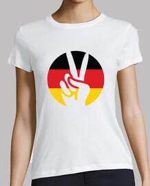 design patriottico tedesco