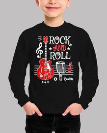 design rock guitare microphone rocker
