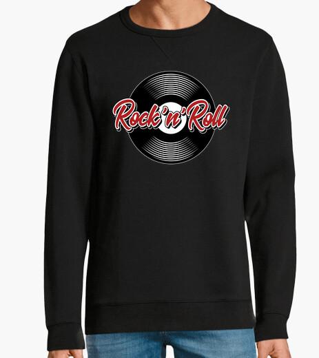 Sweat design rock n roll Rocka bill et rétro