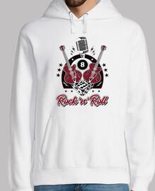 design Rocka bill et le rock and rétro