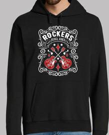 design rocker bill vintage rocka et usa