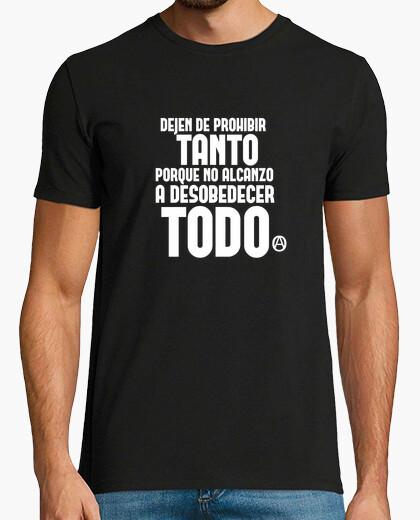 Camiseta Desobediencia