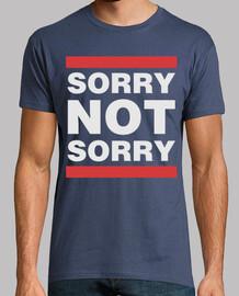 désolé not désolé
