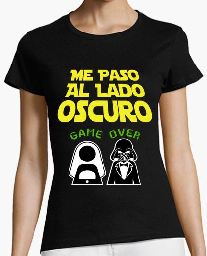 Camiseta Despedida de Soltero Lado Oscuro (Novia)
