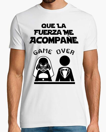 Camiseta Despedida de Soltero Novio