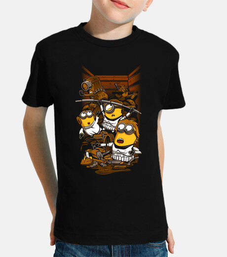Despicable Rebels - kids t-shirt