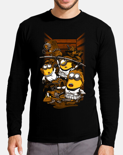 Despicable Rebels - Long sleeve shirt