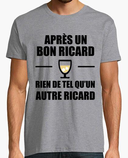 Camiseta despues de un buen ricard