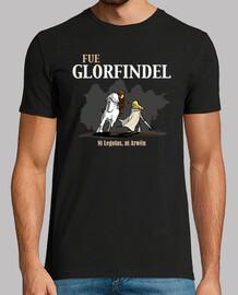 dessin glorfindel - shirt homme