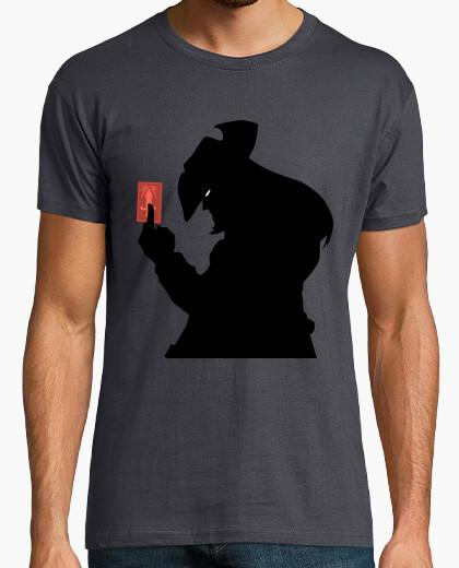 T-shirt destino intrecciato