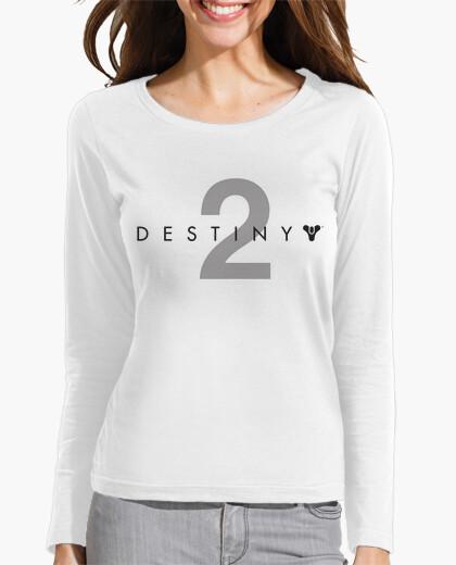 Camiseta Destiny 2 - Logo