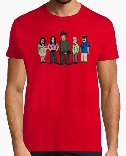 T-shirt destro