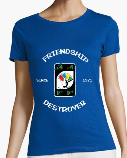 Tee-shirt destroyer d'amitié t-shirts