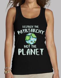 destruir el patriarcado no el planeta