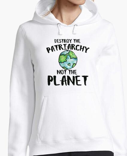 Jersey destruir el patriarcado no el planeta