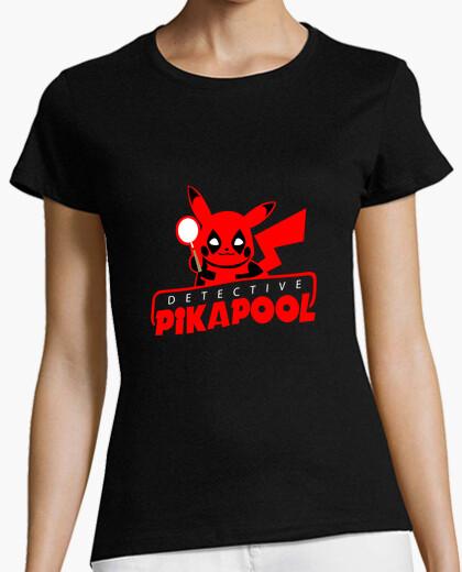 Detective Pikapool Funny t-shirt
