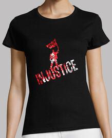 detener la injusticia