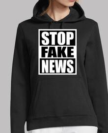 detener las noticias falsas