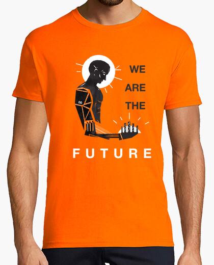 Camiseta deus ex que son el futuro