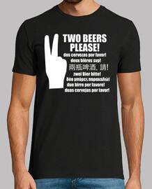 Deux Bières S'il Vous Plait! (Multilingue)