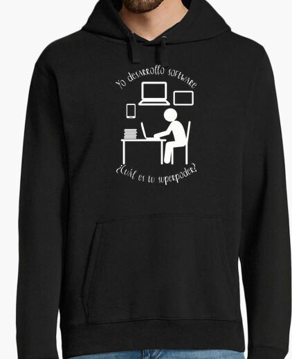 Development (white) hoodie