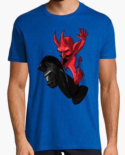 Camiseta Devil Game