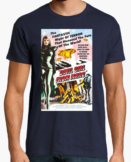 Camiseta Devil Girl from Mars