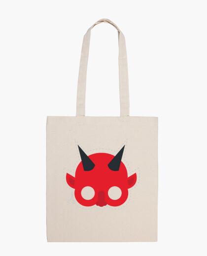 Bolsa Devil mask
