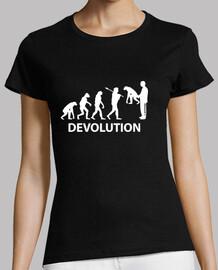 DEVOLUTION I (on black)