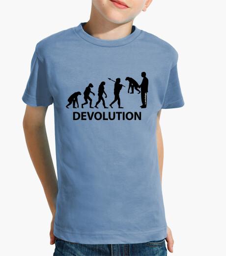 Ropa infantil DEVOLUTION (on white)
