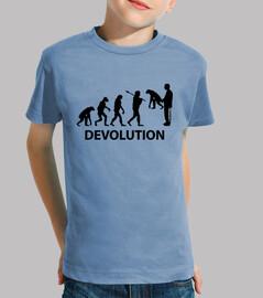 DEVOLUTION (on white)