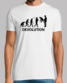 devolution (su bianco)