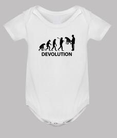 Dévolution (sur fond blanc)