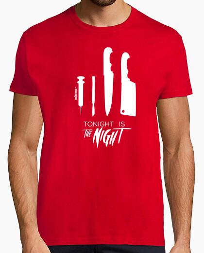 Camiseta Dexter - Tonight is the night