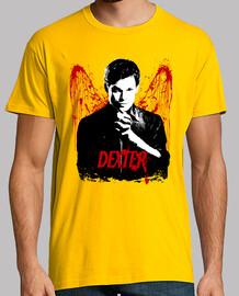 Dexter ángel alas de sangre