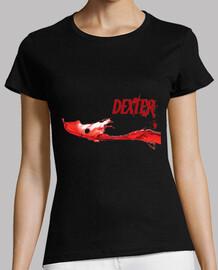 Dexter Camiseta mujer corta