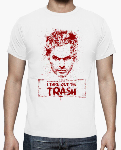 Dexter hobby shirt t-shirt