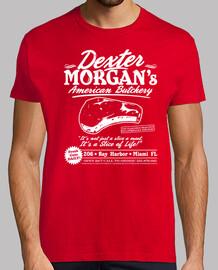 Dexter Morgan American Butchery