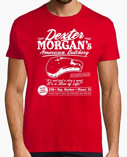 Camiseta Dexter Morgan Carnicería Americana