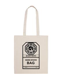 Dharma Iniciative  Bag