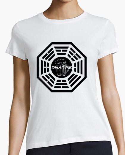Dharme fille t-shirt