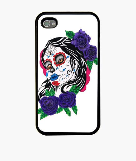 Funda iPhone día de la chica muerta