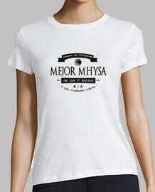 Día de la Mhysa - Blanca