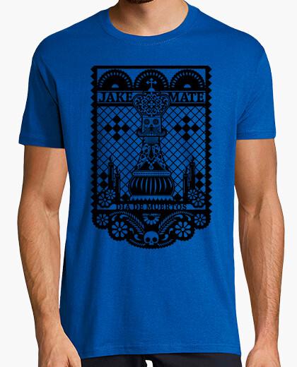 Camiseta Día de Muertos H