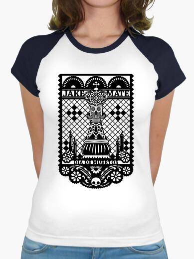 Camiseta Día de Muertos M